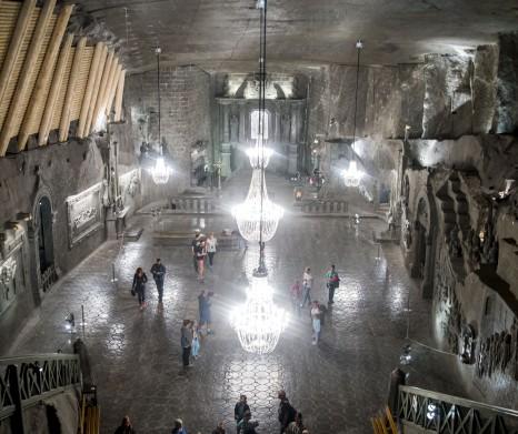 Visite de La Mine de Sel de Wieliczka